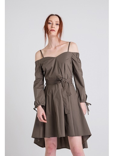 Xtsy Elbise Yeşil